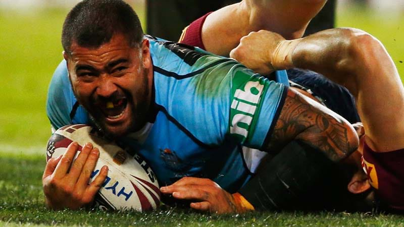 Article heading image for 'I Wouldn't Pick Andrew Fifita For Origin'