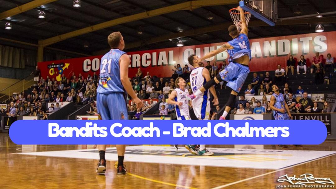 Talking to Bandits Coach - Brad Chalmers