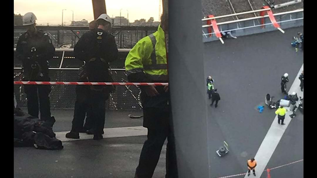 BREAKING: Police Operation At Southern Cross Station, All Lines Suspended