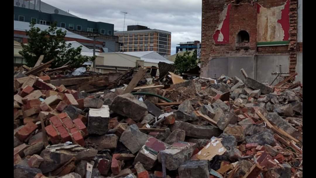 Historic Melbourne Pub Demolished WITHOUT PERMISSION