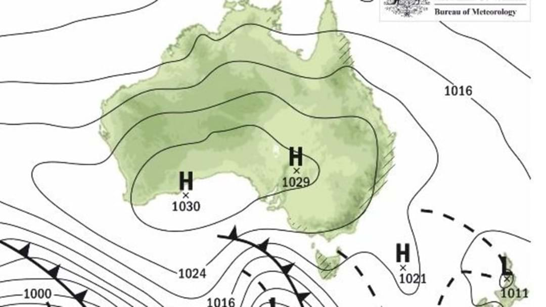 Coldest Winter Start In Over A Decade For Parts Of Australia