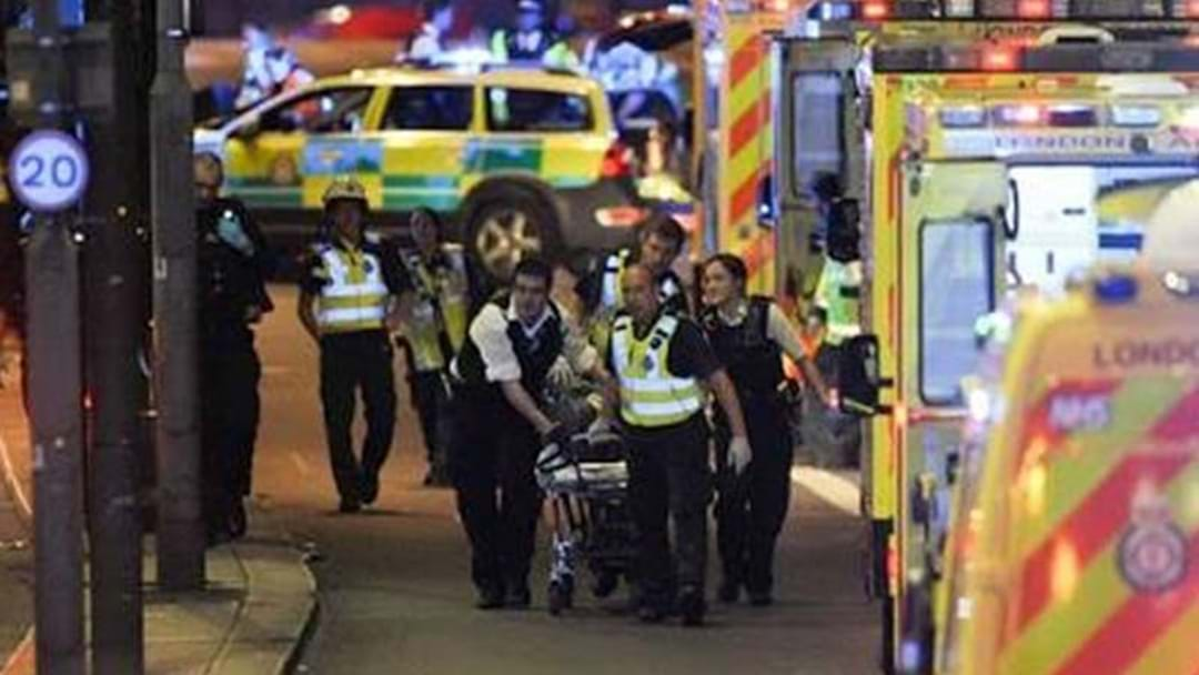 Two Australians 'Directly Affected' By London Terror Attack