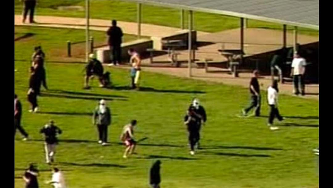 Riot Erupts In Melbourne Prison