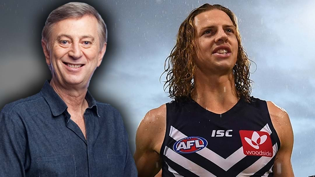 Dennis Cometti Responds To Wayne Carey's Call On Nat Fyfe