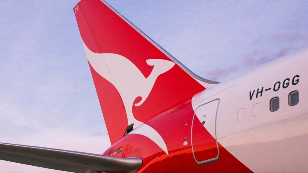 Qantas Hit By Booking System Outage