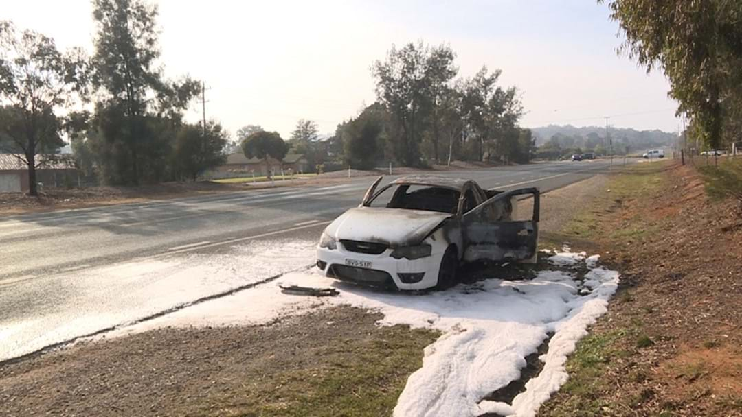 Wagga Police Investigating More Car Fires
