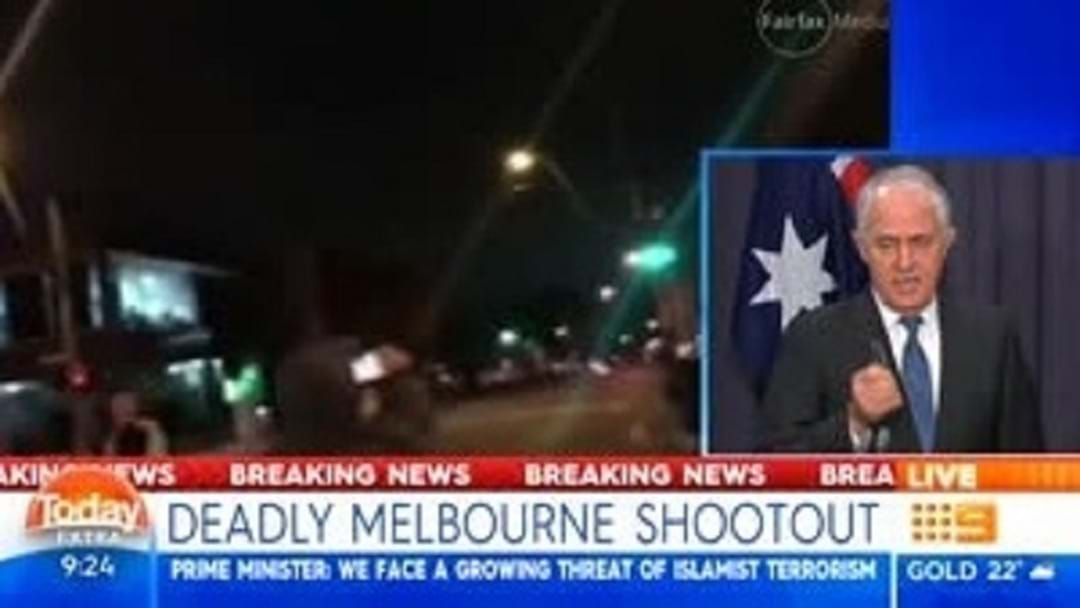 PM Confirms Melbourne Siege Gunman Had Links To Violent Extremism