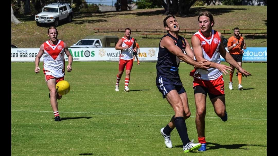 Another Huge Round Of Local Footy Completed
