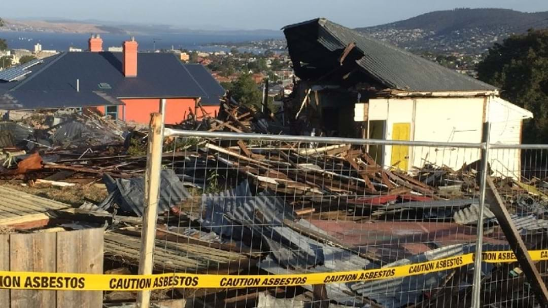 LEGAL PROCESS STARTS OVER MT STUART DEMOLITION