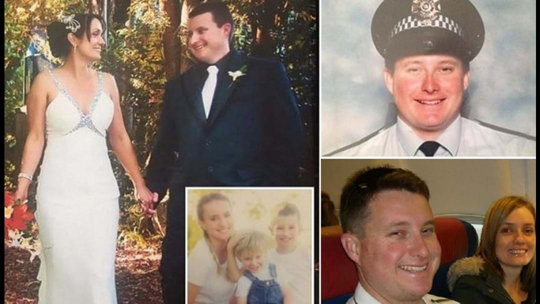 Thousands Gather To Remember Hero Cop, Senior Constable Brett Forte