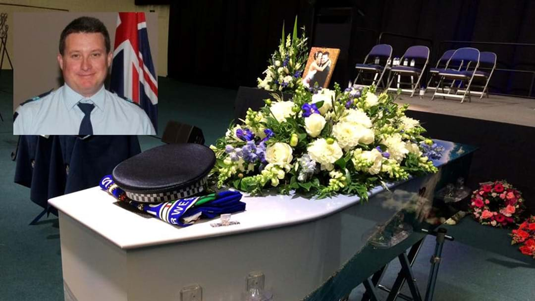 Wife's Heartbreaking Tribute to Slain Queensland Police Officer