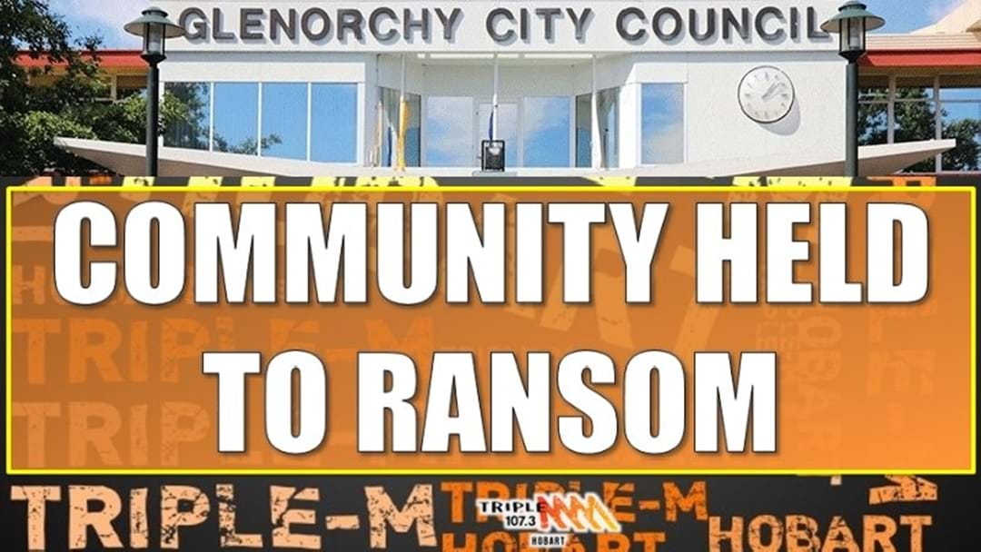 GLENORCHY COMMUNITY HELD TO RANSOM