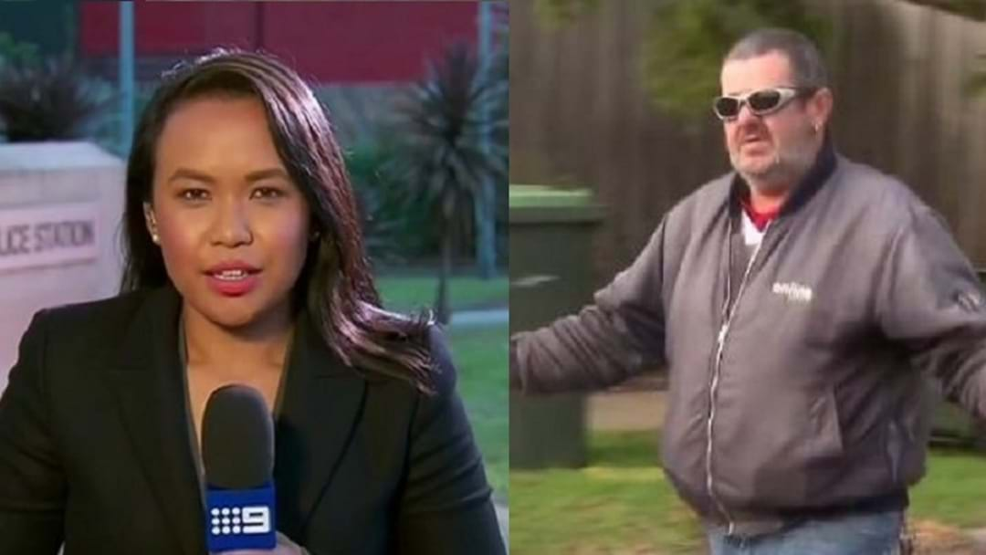 Channel 9 Reporter Neary Ty Is Racially Vilified While On The Job