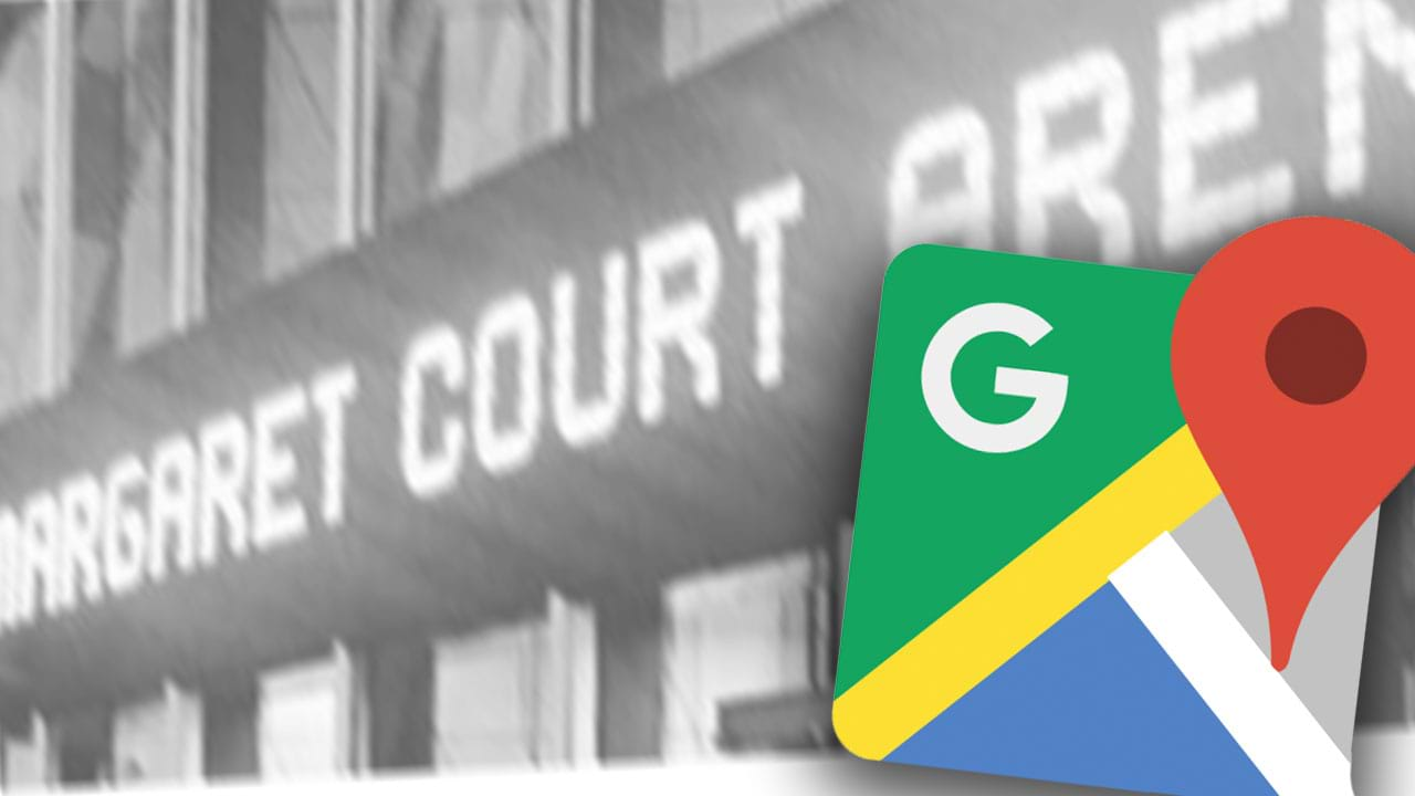 Google Maps Renames Margaret Court Arena Following Tennis Star's Homophobic Comments