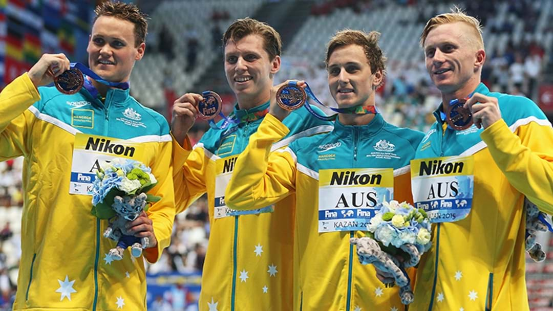 Australian Olympic Swimmer Handed 12-Month Ban For Missing Drug Tests