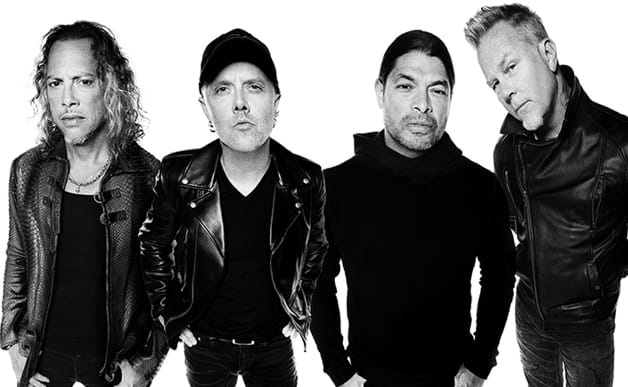 Article heading image for Metallica Active Not To Burn Out