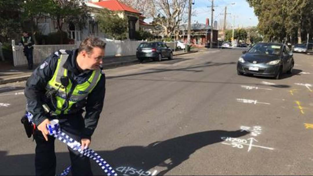Gunman On The Run After Drive-By Shooting In Melbourne