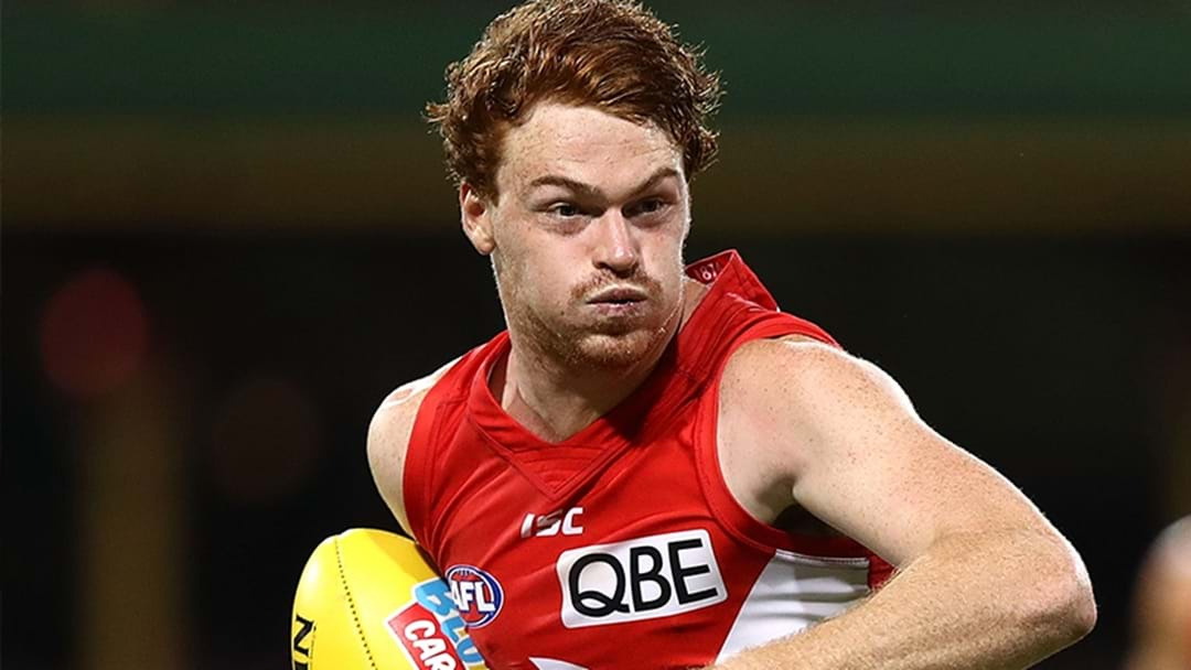 Sydney Make Late Change Against Western Bulldogs