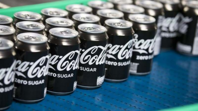 Article heading image for Coca-Cola Launches A New Soft Drink