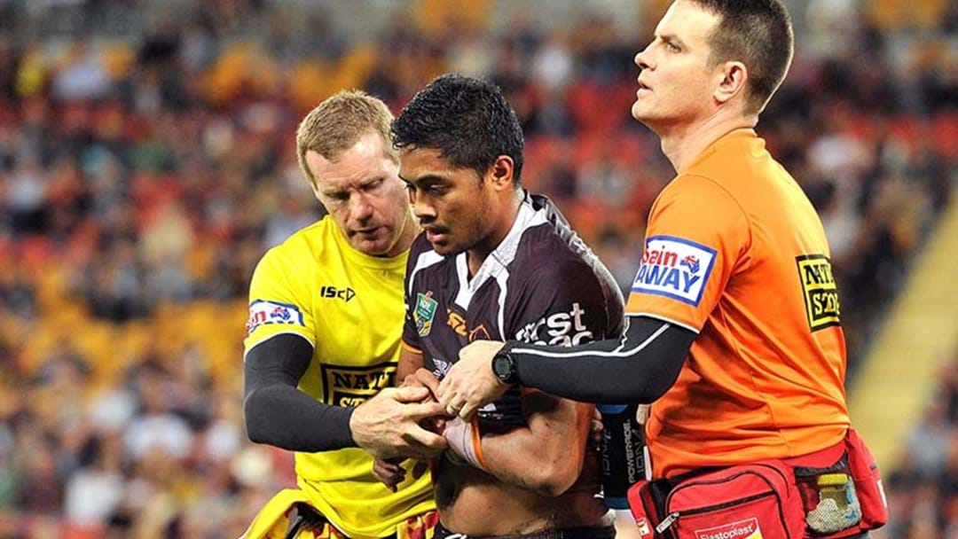 Anthony Milford Needs Shoulder Surgery