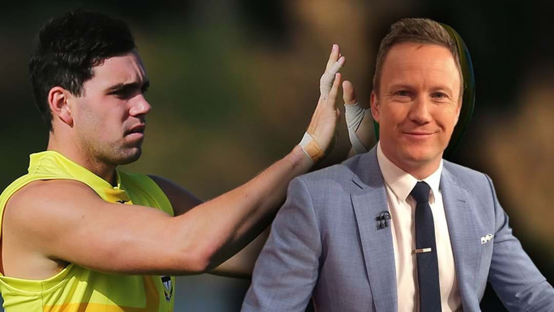Nathan Brown Discusses What St Kilda Should Do With Paddy McCartin