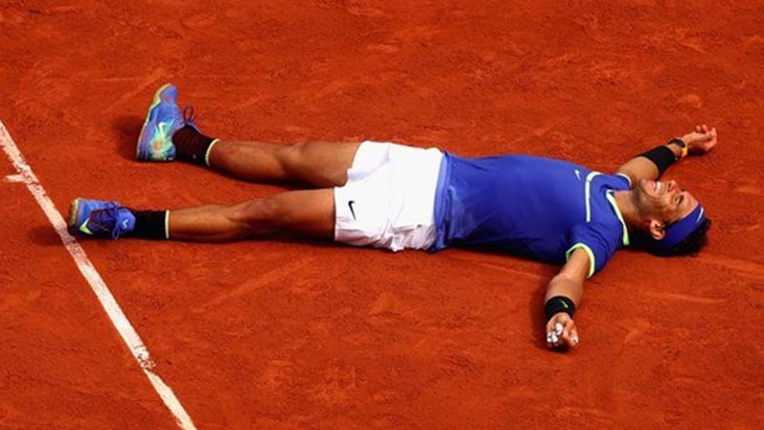 Special No.10 Means So Much To French Open Winner Rafael Nadal