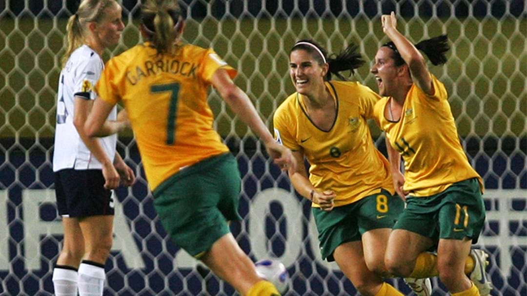 Australia Launches Bid For FIFA Women's World Cup