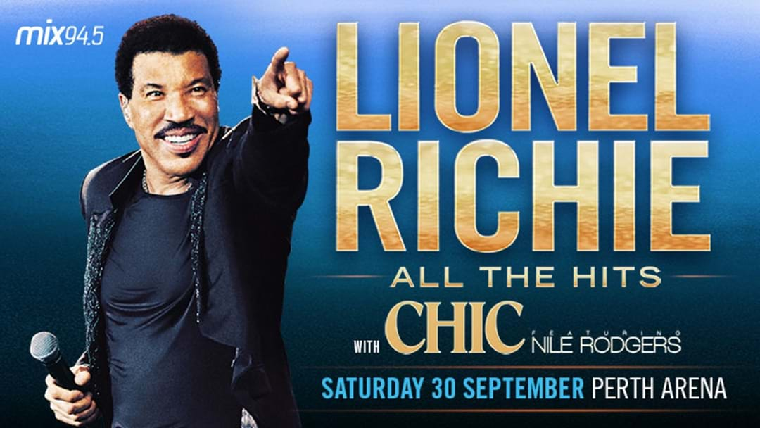 Lionel Richie 'All the Hits' tour