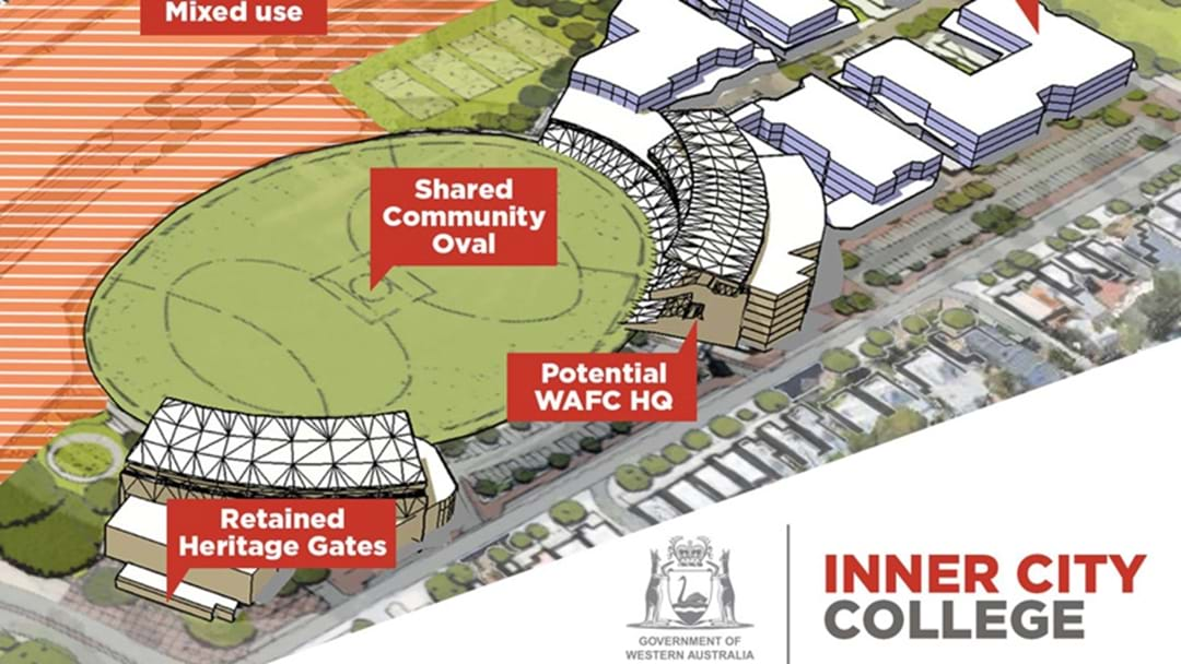 New High School For Subiaco
