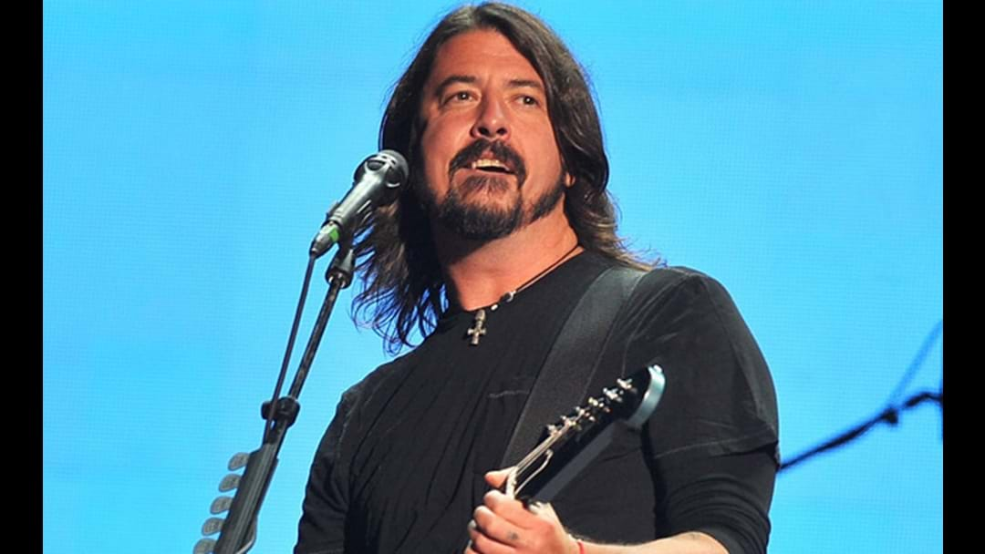 WATCH: Foo Fighters Take On AC/DC Classic