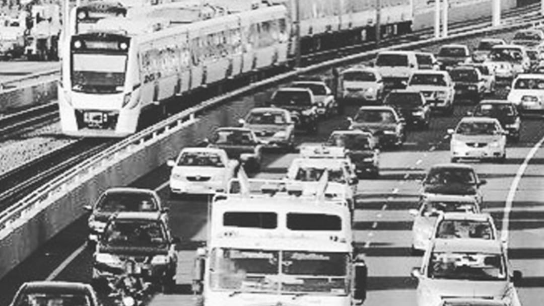 Perth's Congestion Is Getting Next Level Bad