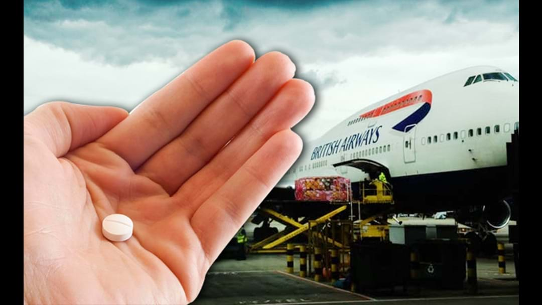 British Airways File Patent For A Digital Pill