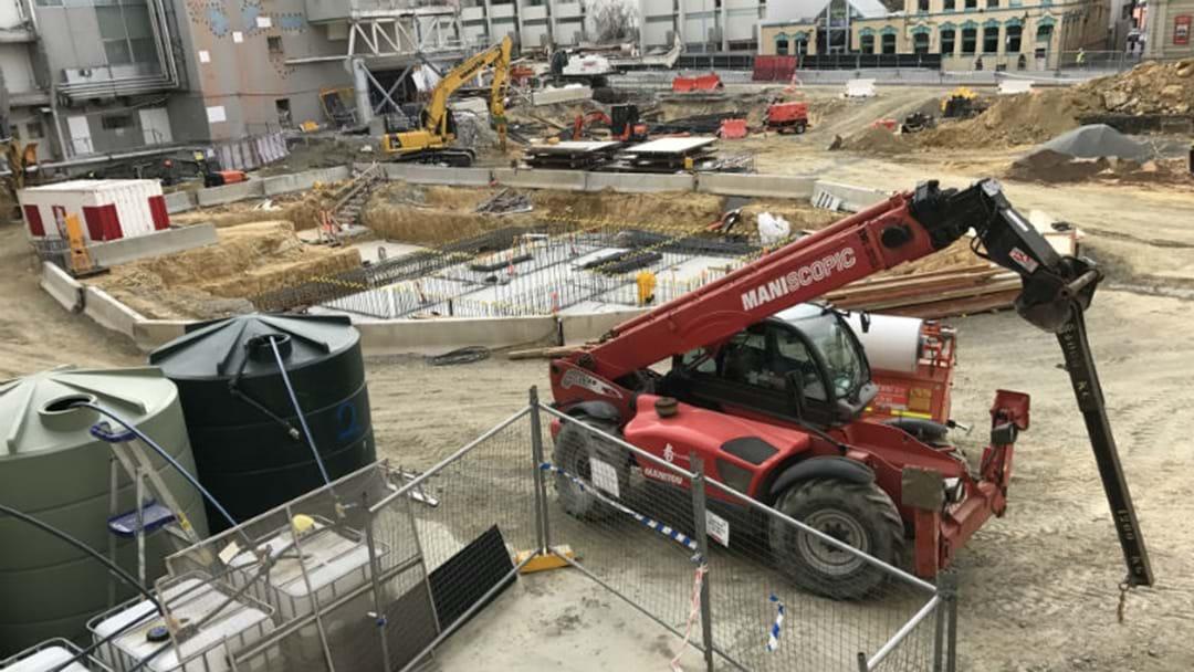 RHH Hospital Building Construction Begins!