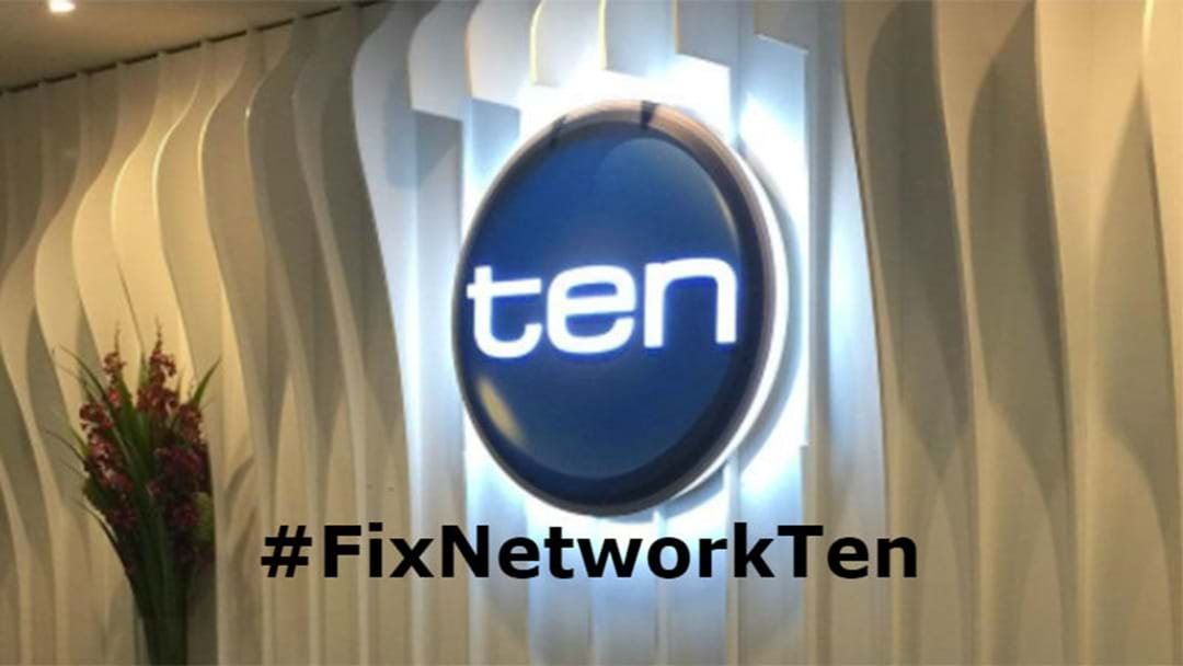 Public Helps In Trying To Rescue Network Ten