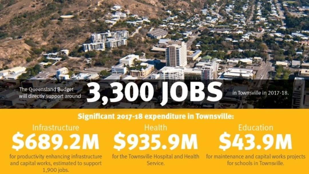 What TSV Scored Out Of The Budget