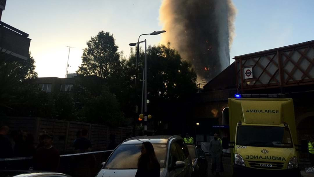 'Severity Of Casualties' Unclear In London Apartment Tower Blaze
