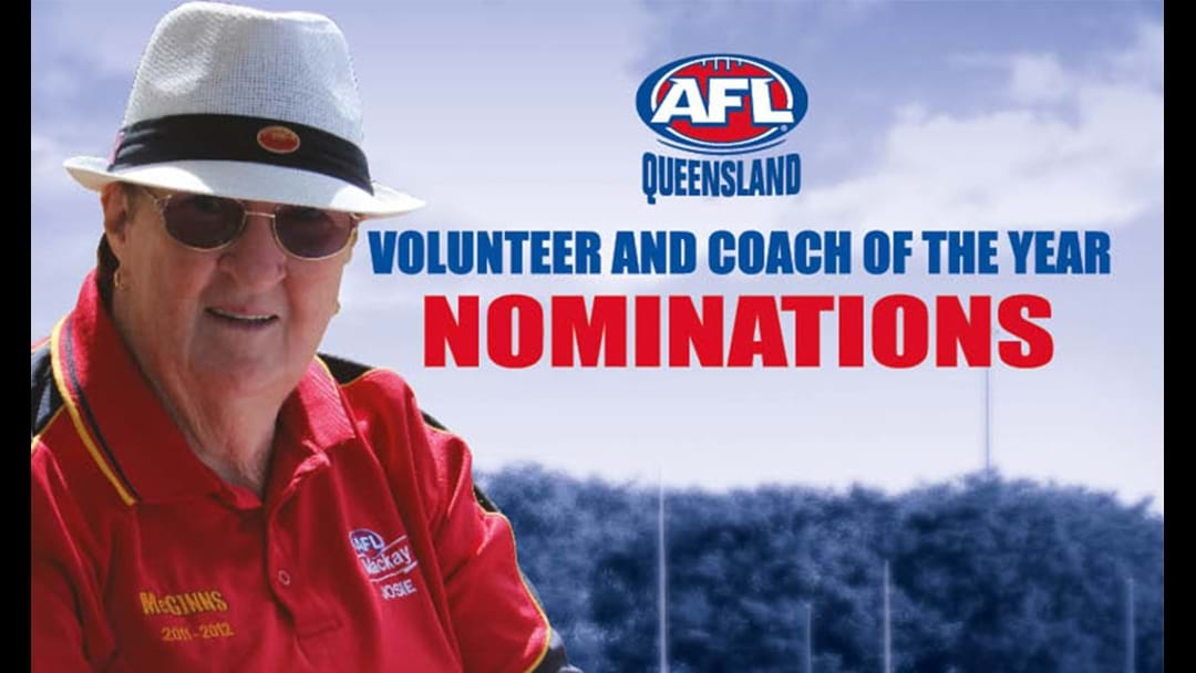 The 2017 AFL Queensland Volunteer and Coach Awards