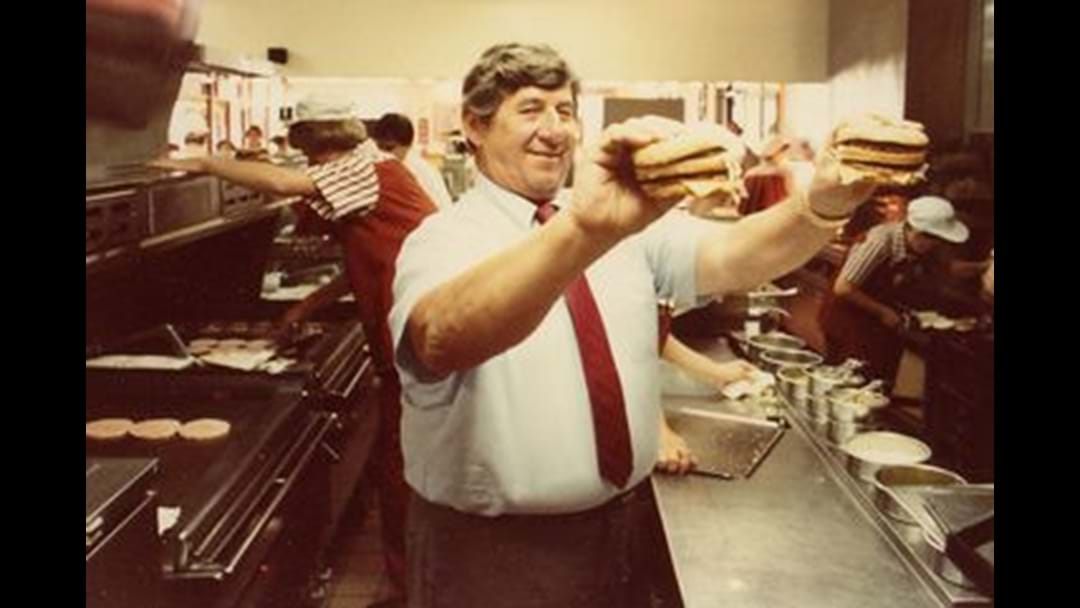Big Mac Creator Dies, Aged 98