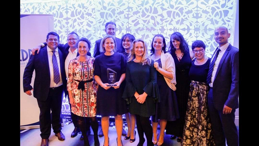 USQ's Career Development Team Wins National Award