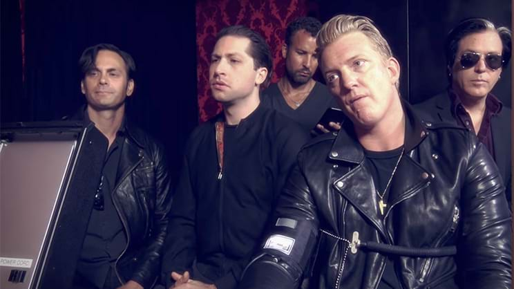 Article heading image for Queens Of The Stone Age React To Kicking Incident