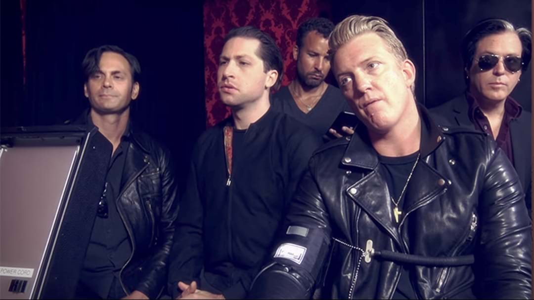 LISTEN: New Queens Of The Stone Age Song