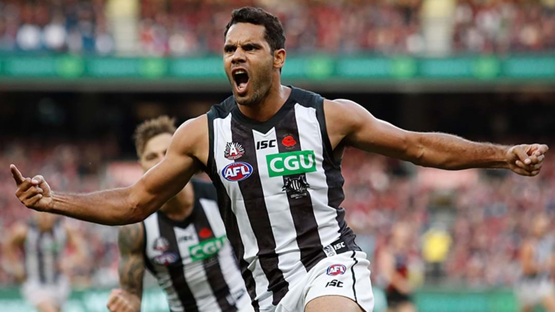 Statistics Show Collingwood Are A Hell Of A Lot Better With Wells In The Team