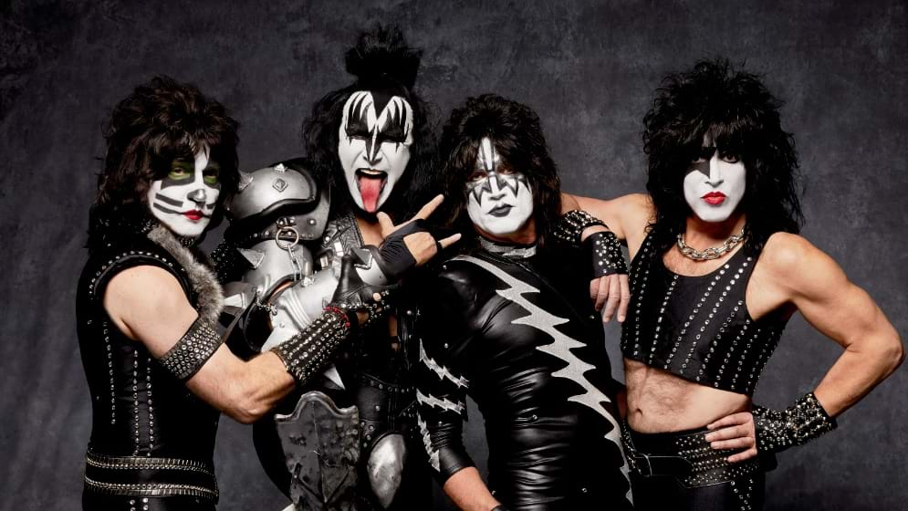 KISS' Gene Simmons Seeks to Trademark Familiar Rock Hand Gesture
