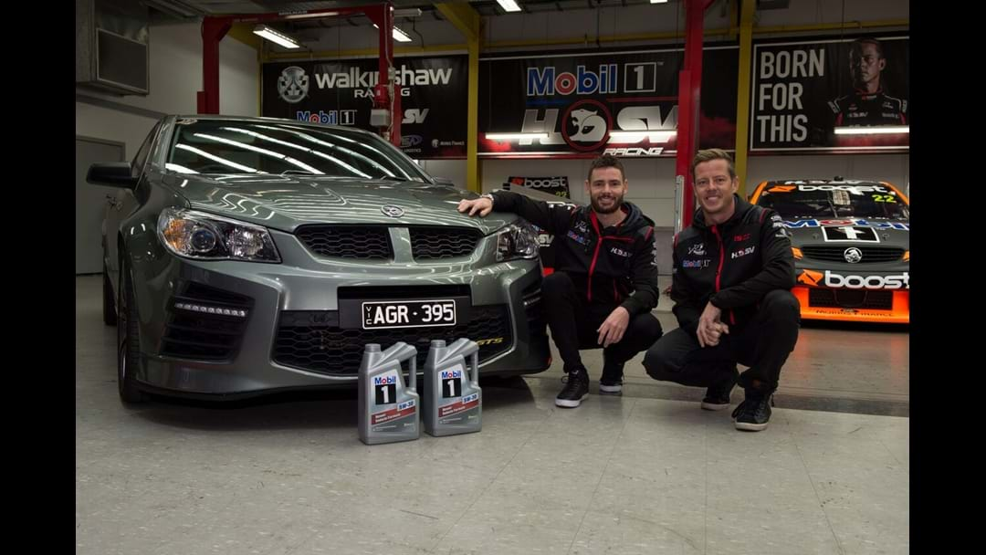 EXCLUSIVE: James Courtney And Scott Pye Reveal New Goals For 2017