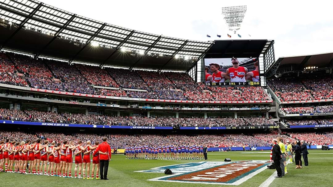 Eddie McGuire Drops Another Massive Band Rumour For Grand Final Day