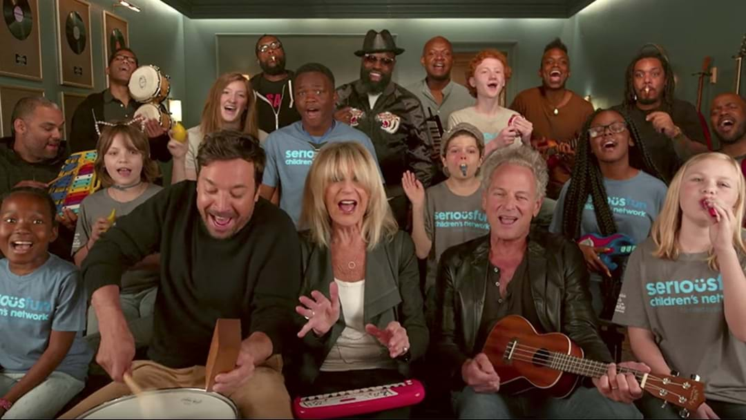 WATCH: Fleetwood Mac Perform 'Don't Stop' Like Never Before