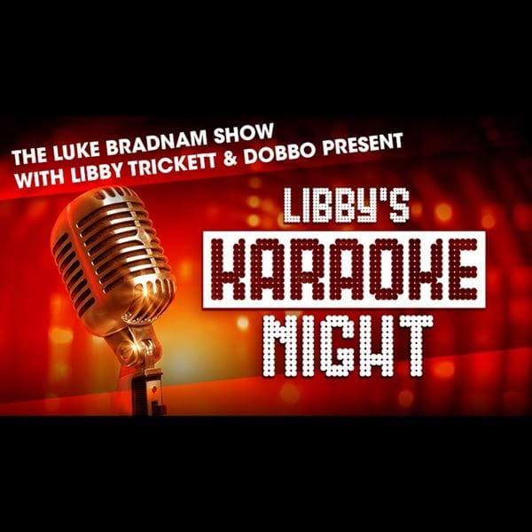 Libby's Karaoke Night