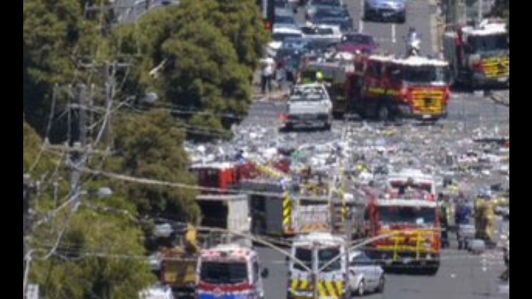 Major Explosion In Footscray