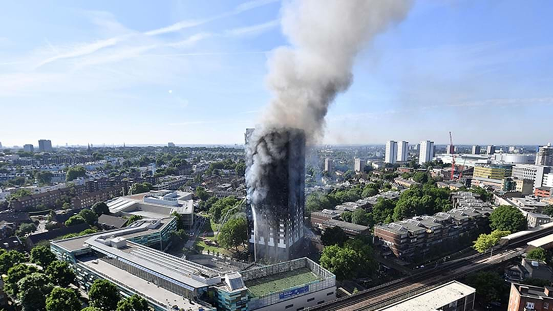 Death Toll From Grenfell Tower Fire Rises Even Further