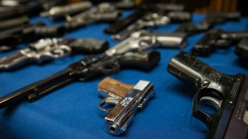 Government establishes gun amnesty amid terror concerns